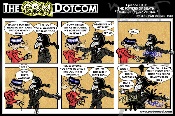 The Grim DotCom, episode 10.0