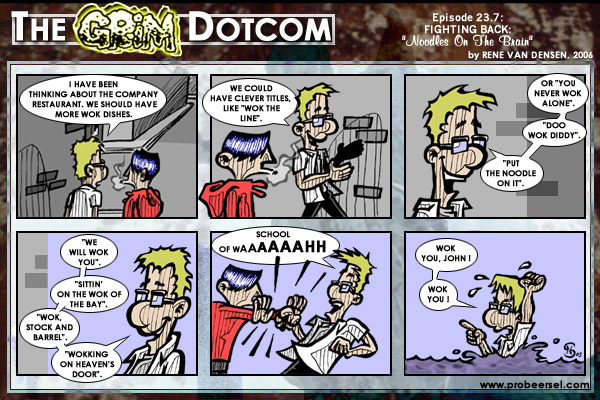 The Grim DotCom, episode 23.7