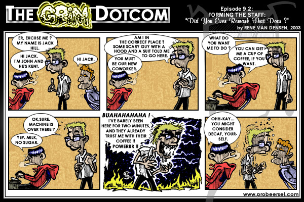 The Grim DotCom, episode 9.2