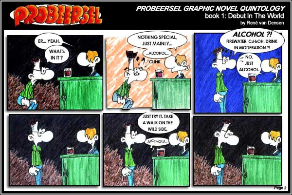 Probeersel book 1, page 2
