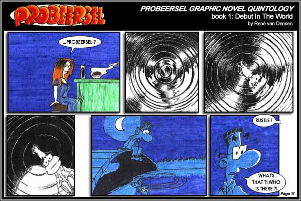 Probeersel book 1, page 11