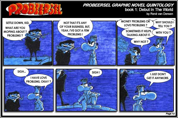 Probeersel book 1, page 12