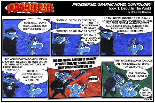 Probeersel book 1, page 14