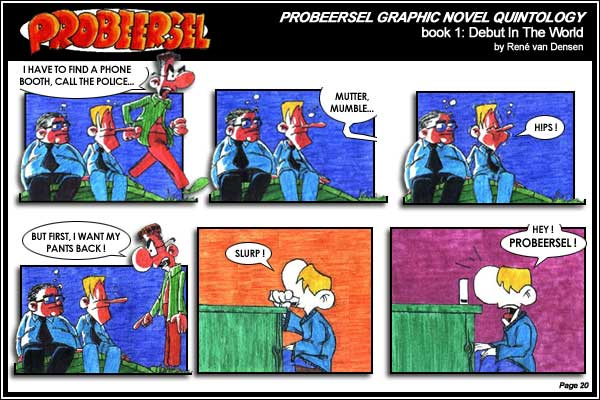 Probeersel book 1, page 20