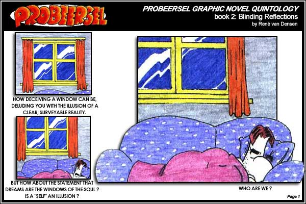 Probeersel book 2, page 1
