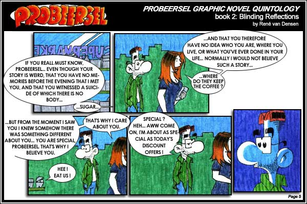 Probeersel book 2, page 5