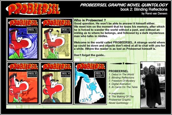 Probeersel book 2, Back Cover
