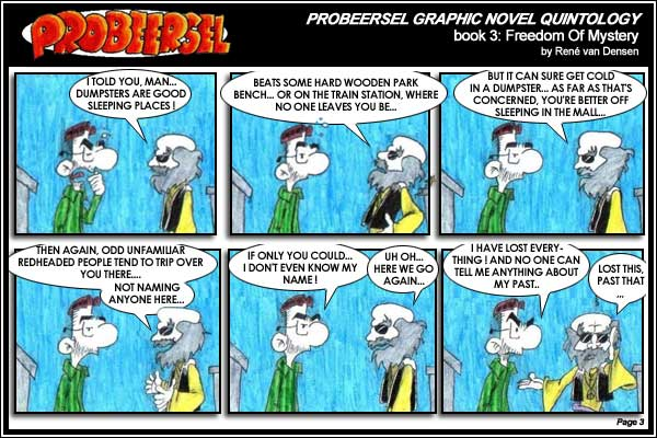 Probeersel book 3, page 3