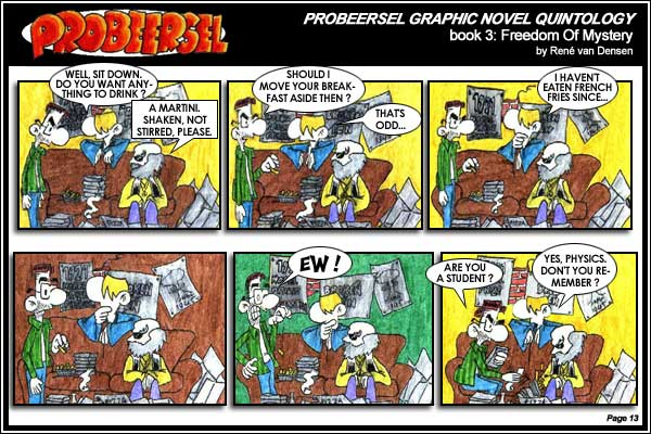 Probeersel book 3, page 13