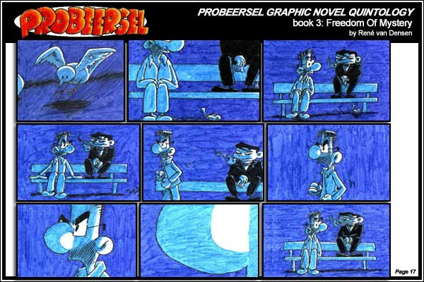 Probeersel book 3, page 17