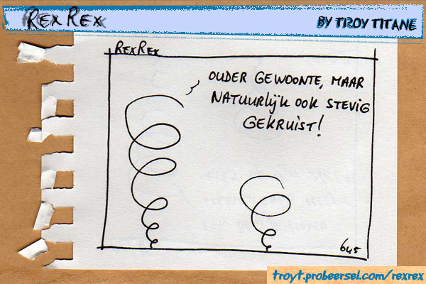 RexRex for September 11th, 2006